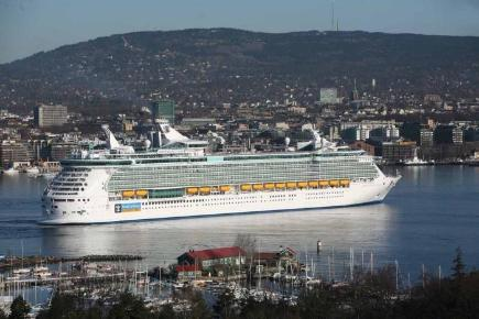 Einfahrt in Oslo | Independence of the Seas