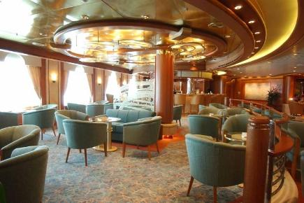 Coral Princess Lounge