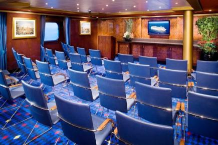 Norwegian Gem Accademia Meeting Room