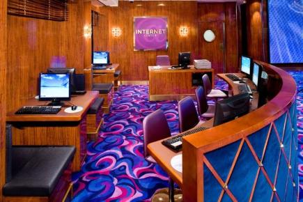 Norwegian Gem Internet Center