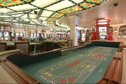 Coral Princess Casino