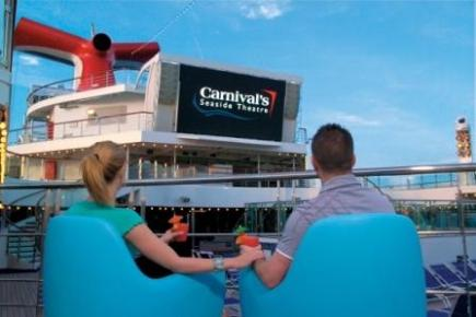Carnival Freedom Seaside Theatre