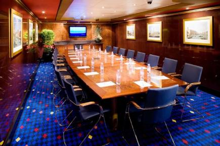 Norwegian Gem Rialto Meeting Room