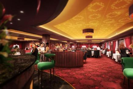 Norwegian Epic Steakhouse Restaurant
