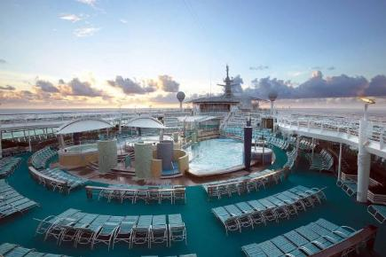 Explorer of the Seas Pool