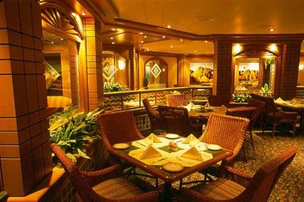 Island Princess Diningroom