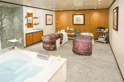 Norwegian Gem Yin & Yang Spa - Treatment Room