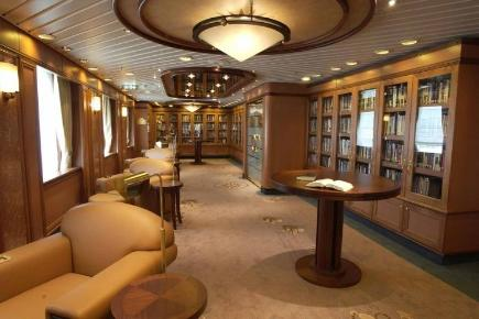 Coral Princess Library
