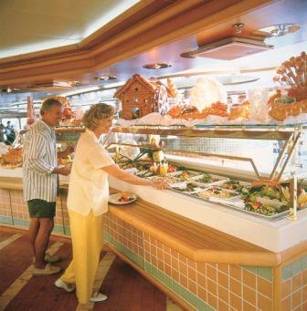 Golden Princess Horizon Buffet