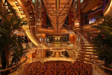 Atrium | Independence of the Seas