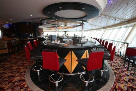 The Viking Crown Lounge | Independence of the Seas