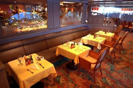 Caribbean Princess Cafe