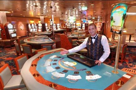 Caribbean Princess Casino