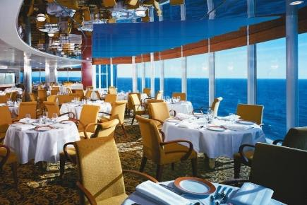 Celebrity Constellation Seaside Grill