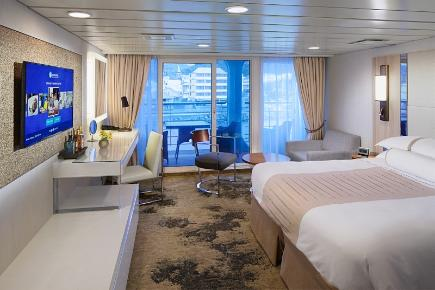 Suite der Azamara Journey