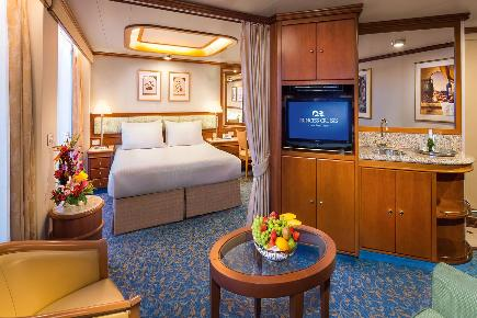 Suite der Caribbean Princess