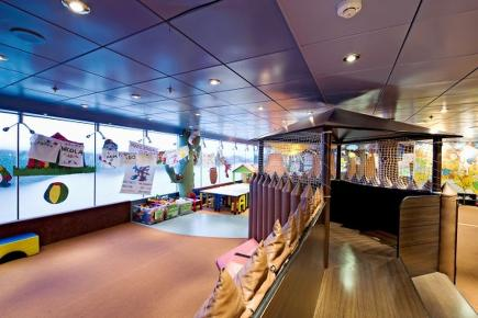 MSC Opera Buffalo Bill Kids Area