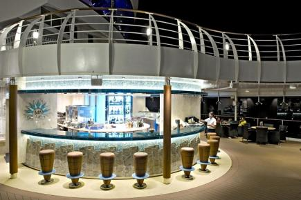 MSC Splendida Bar del Riccio
