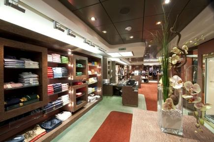 MSC Splendida Boutique