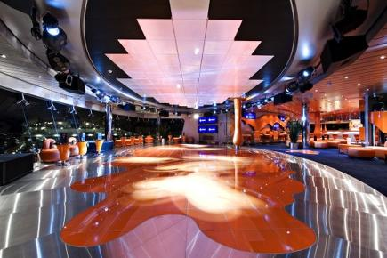 MSC Splendida Club 32 Disco