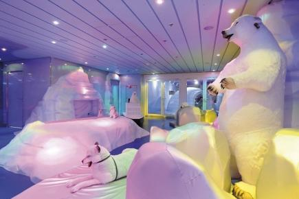 MSC Splendida Il Polo Nord Kids Area