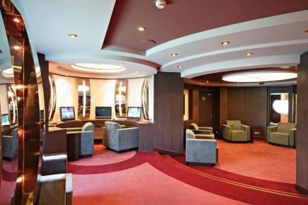 MSC Splendida Internetcafe
