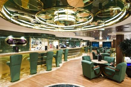 MSC Splendida L'Espresso Coffee