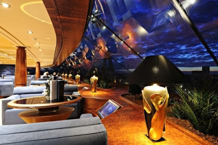 MSC Splendida Top Sail Lounge