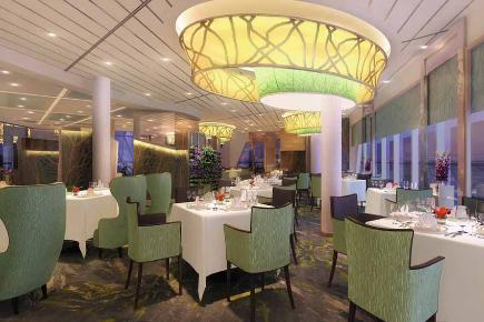 Richards Restaurant | Mein Schiff 3