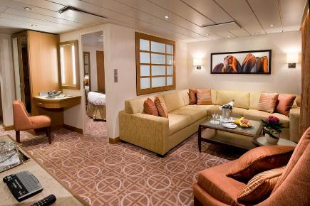 Celebrity Equinox Penthouse Suite