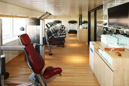 MS Amadea Fitnesscenter