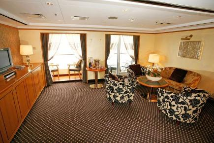 MS Amadea Royal Suite