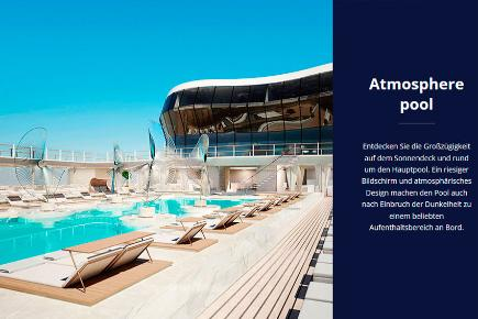 Atmosphere Pool | MSC Bellissima