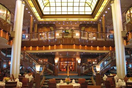 Britannia Restaurant | Queen Mary 2