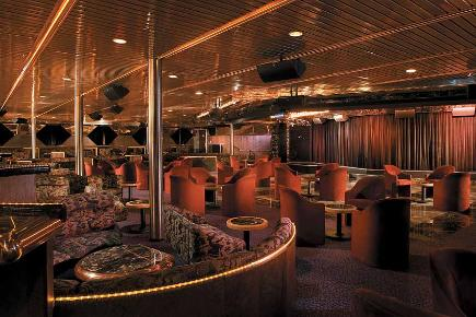 Stalight Lounge | Carnival Ecstasy