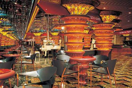 Musical Café | Carnival Elation