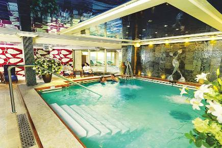 Cunard Royal Spa | Queen Victoria