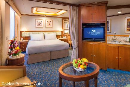 Suite | Golden Princess