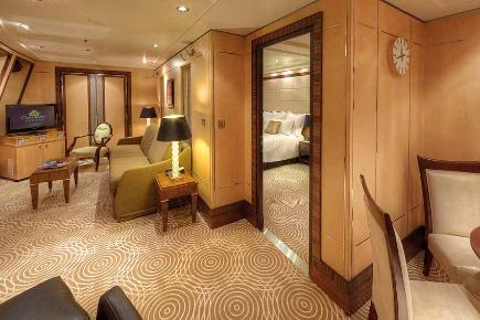 Grand Royal Suite Q3 - wohnen | Queen Mary 2