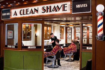 Clean Shave | Independence of the Seas