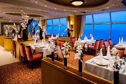 Portofino Restaurant | Independence of the Seas