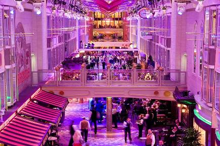 Royal Promenade | Independence of the Seas