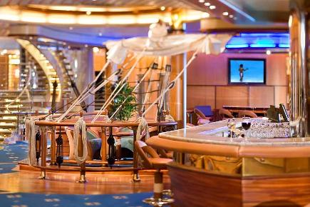 Schooner Bar | Independence of the Seas