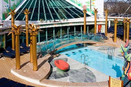 Solarium | Independence of the Seas