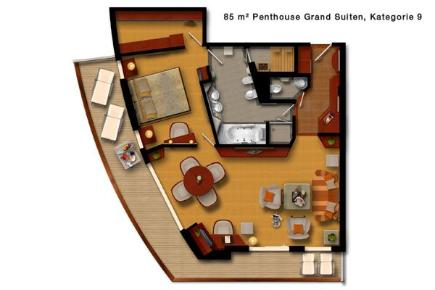 Penthouse Grand Suite