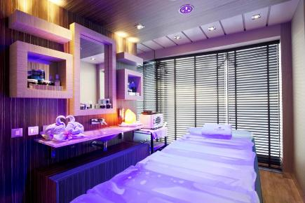 Aurea SPA Massage Raum