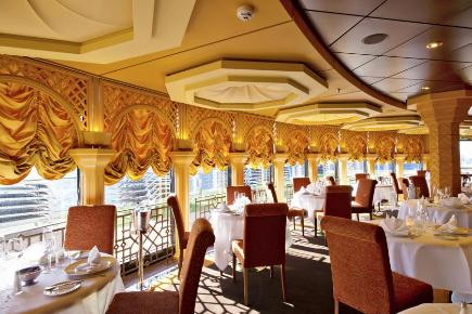 Yacht Club Le Muse Restaurant