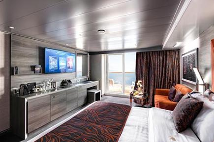 MSC Yacht Club Deluxe Suite I MSC Grandiosa