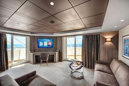MSC Yacht Club Royal Suite I MSC Grandiosa