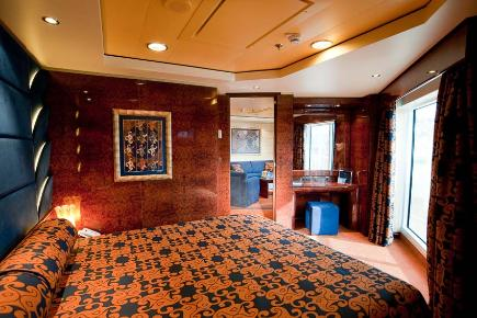 MSC Splendida, Executive & Family Yacht Club Suite